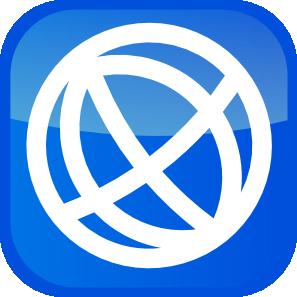 free vector Icon With Globe clip art