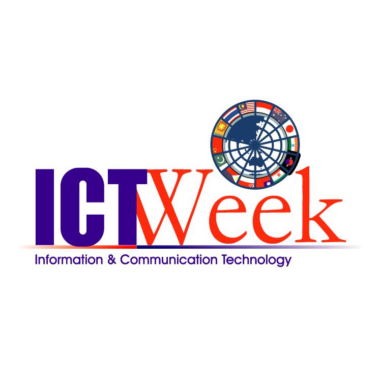 free vector Ict week