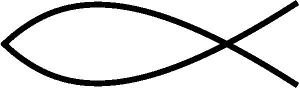 free vector Icthus clip art