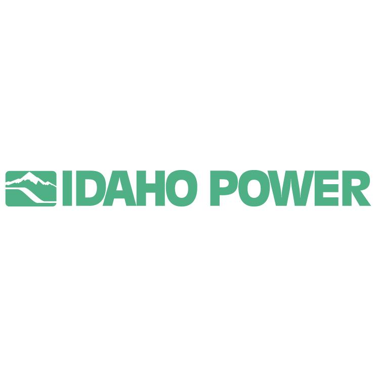 free vector Idaho power
