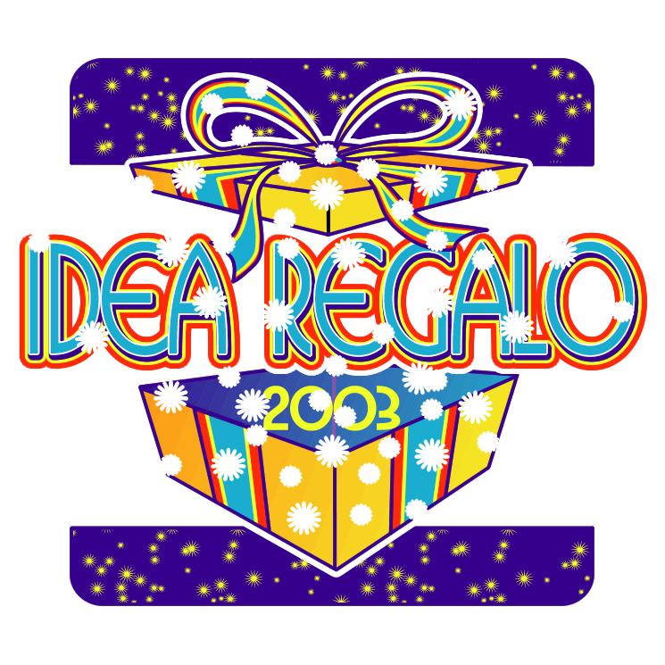 free vector Idea regalo