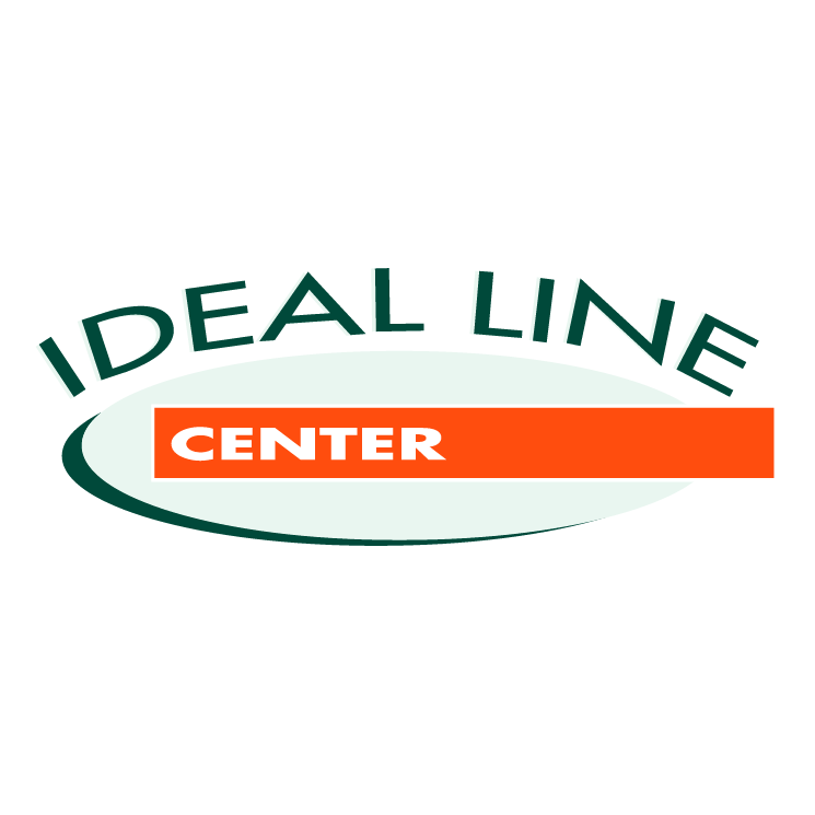 free vector Ideal line center