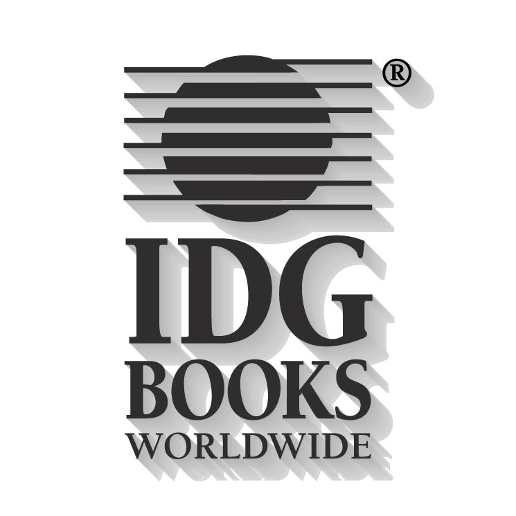 free vector Idg books worldwide 0