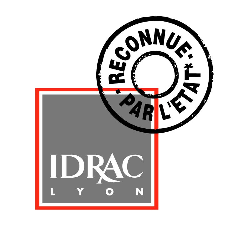 free vector Idrac lyon 0