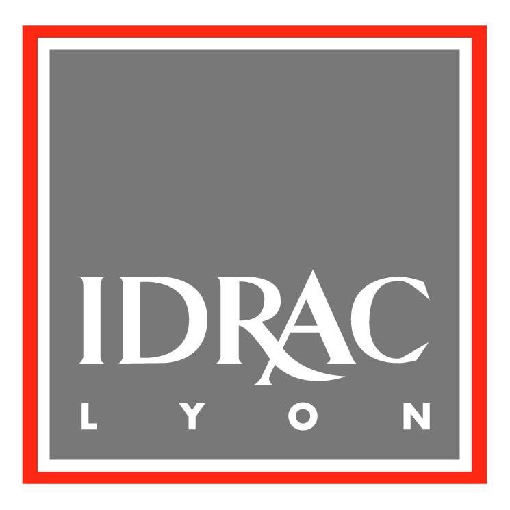 free vector Idrac lyon