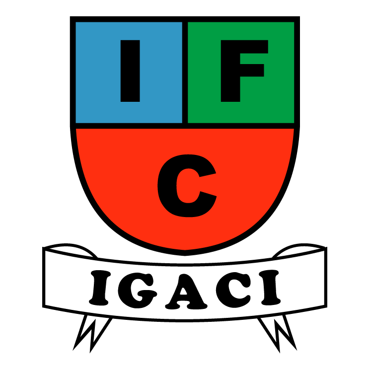 free vector Igaci futebol clube de igaci al