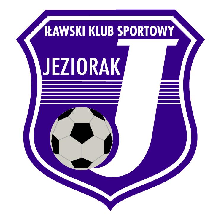 free vector Ilawski klub sportowy jeziorak