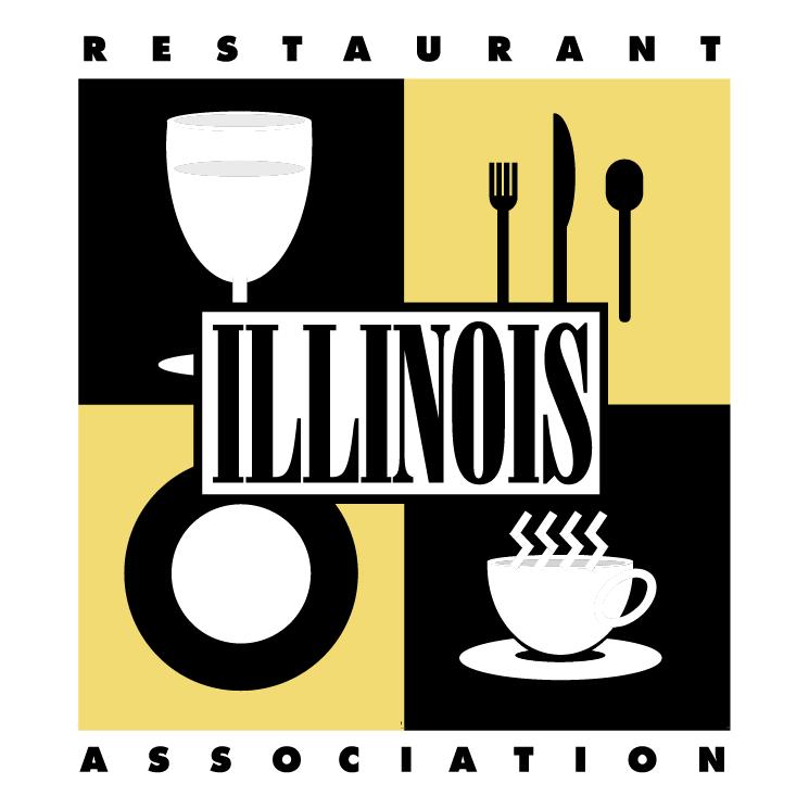 free vector Illinois restaurant association