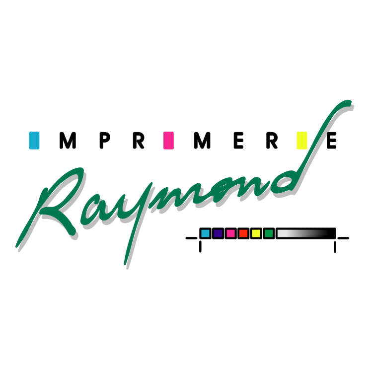 free vector Imprimerie raymond