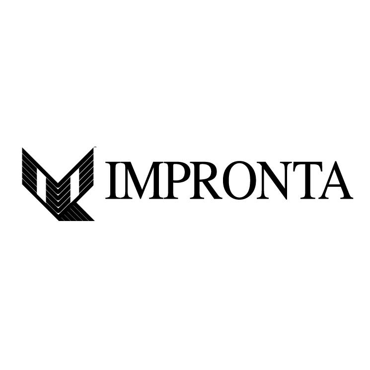 free vector Impronta