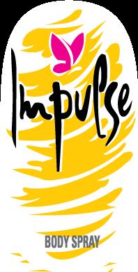 free vector Impulse Body spray logo