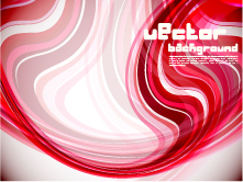 free vector In particular the dynamic lines of the background vector