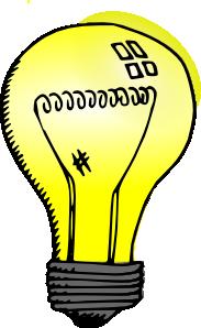 free vector Incandescent Light Bulb clip art