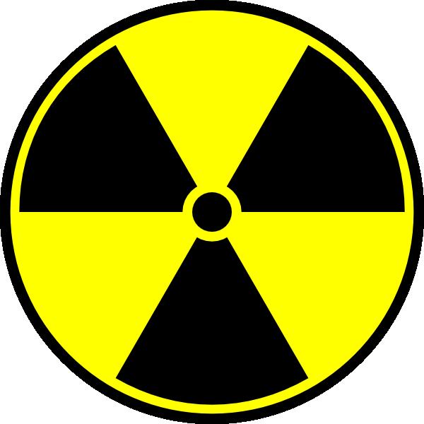 free vector Incessantblabber Radioactive Symbol clip art