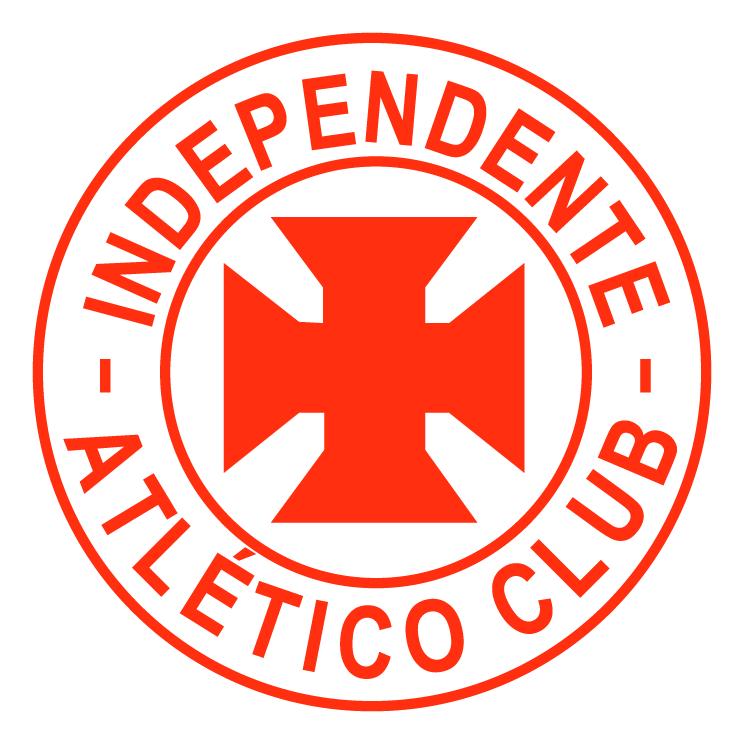 free vector Independente atletico clube de marambaia pa