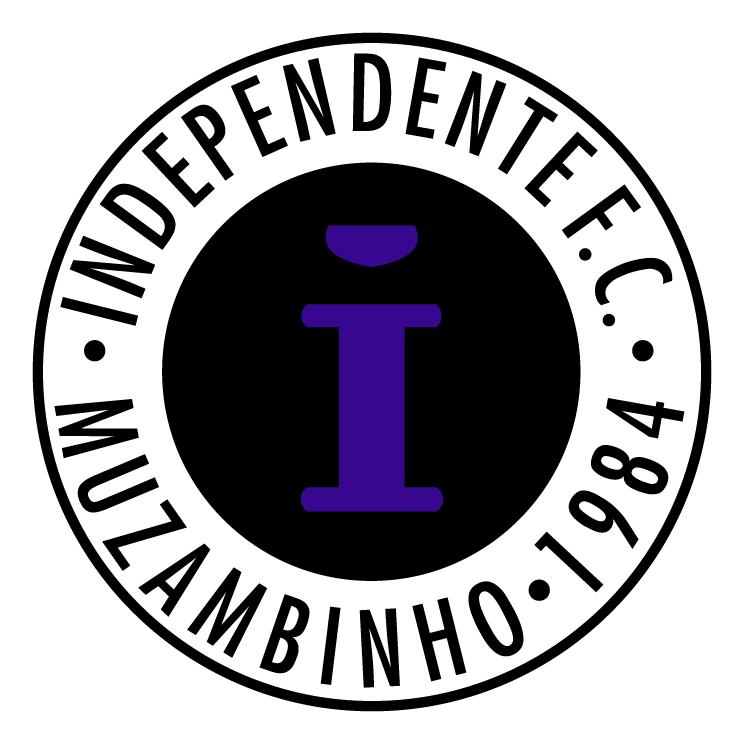free vector Independente futebol clube de muzambinho mg