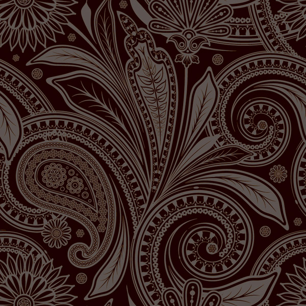 free vector India ham pattern vector