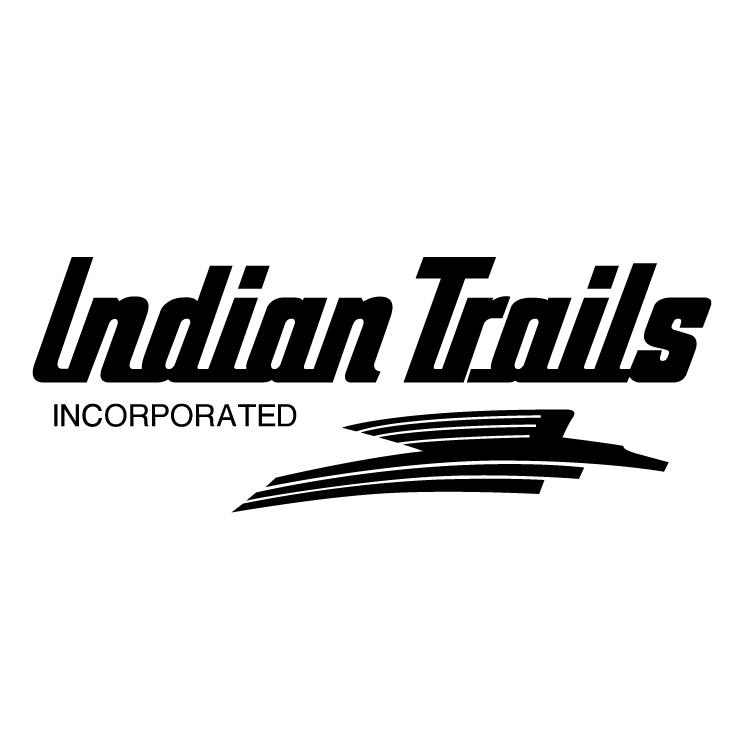 free vector Indian trails
