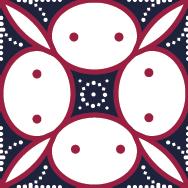 free vector Indonesian Batik Vector Pattern 04