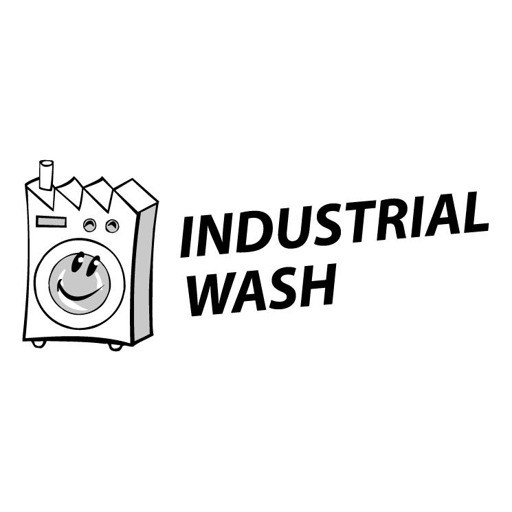 free vector Industrial wash