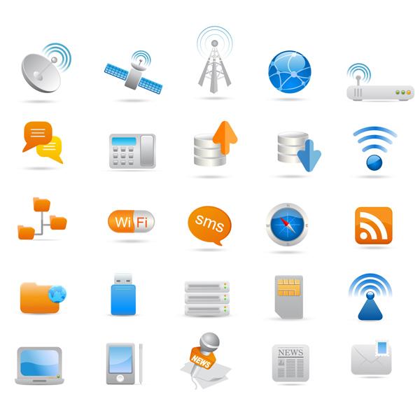 free vector Industry icon vector