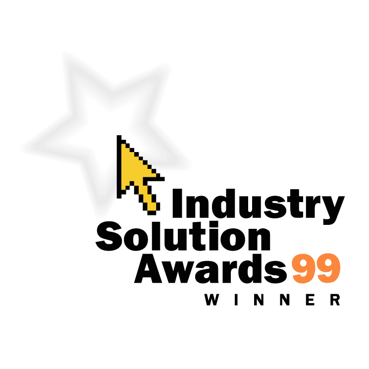 free vector Industry solution awards