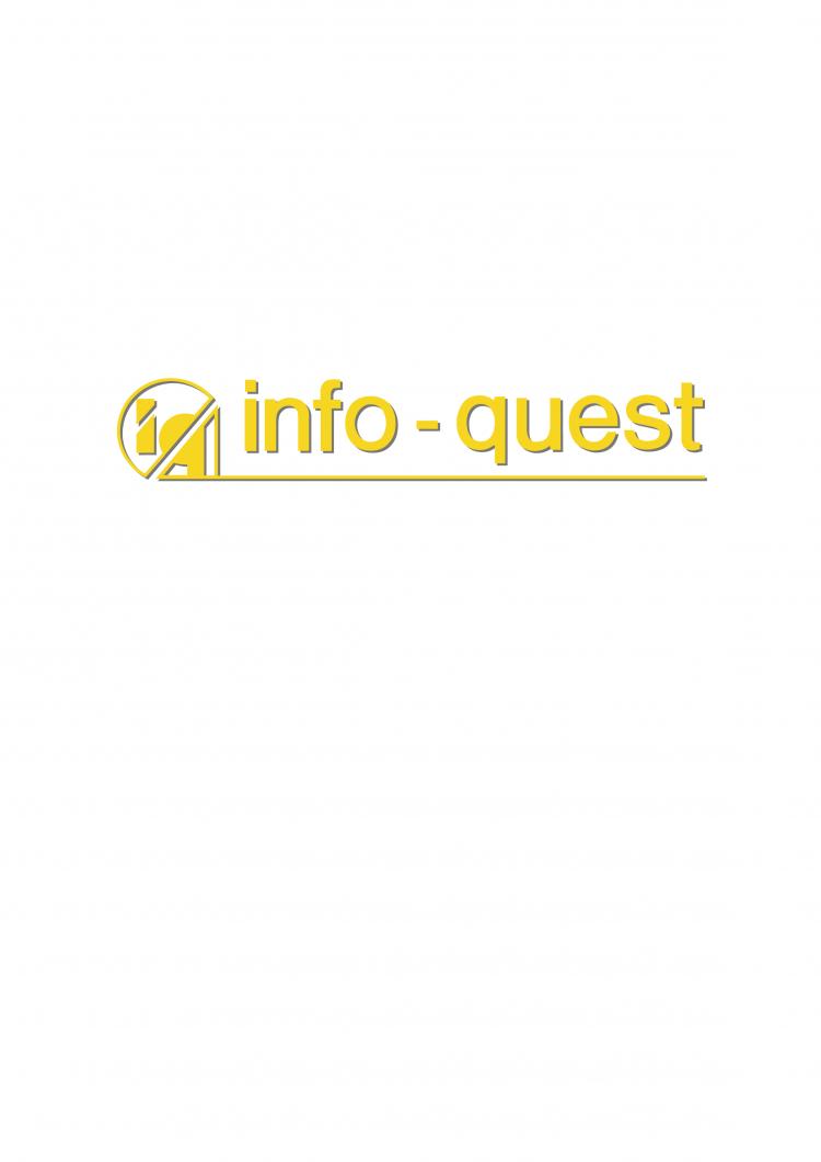 free vector Info quest
