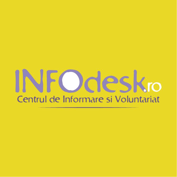 free vector Infodesk 0