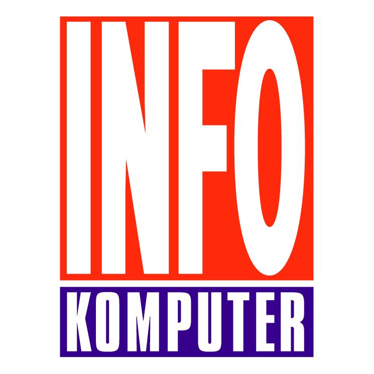 free vector Infokomputer