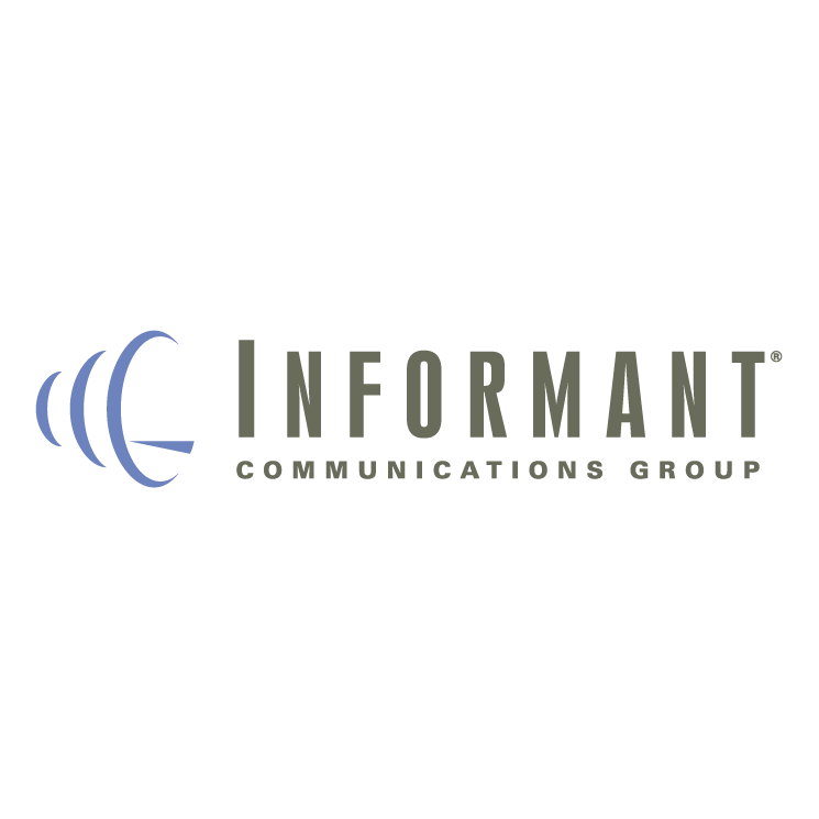 free vector Informant communications group