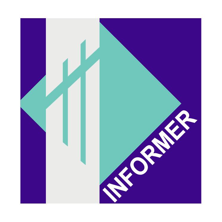 free vector Informer