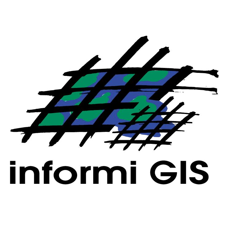 free vector Informi gis
