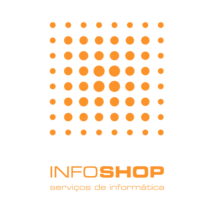 free vector Infoshop