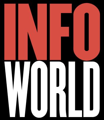 free vector InfoWorld logo