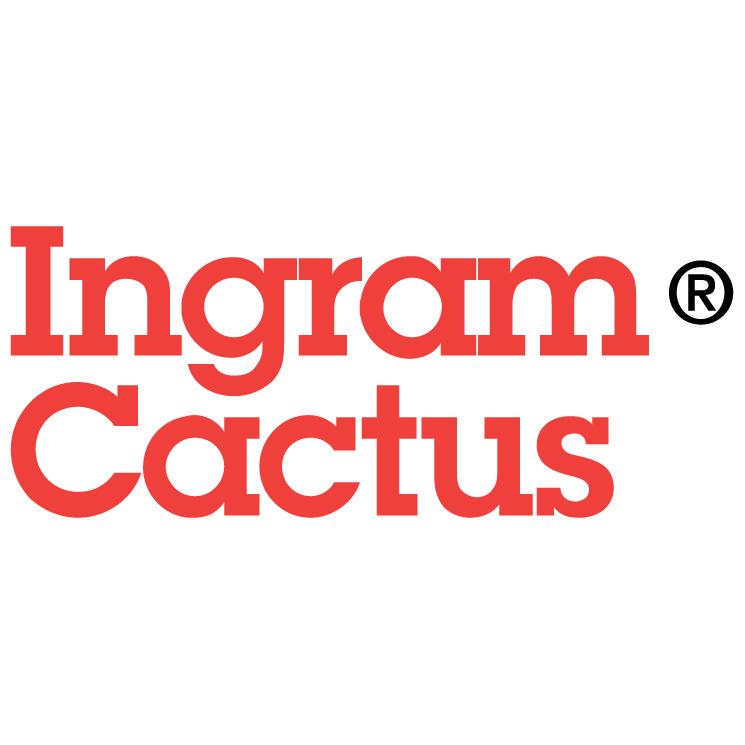 free vector Ingram cactus