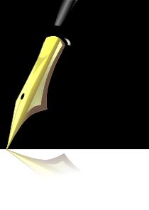 free vector Ink Pen Tip clip art