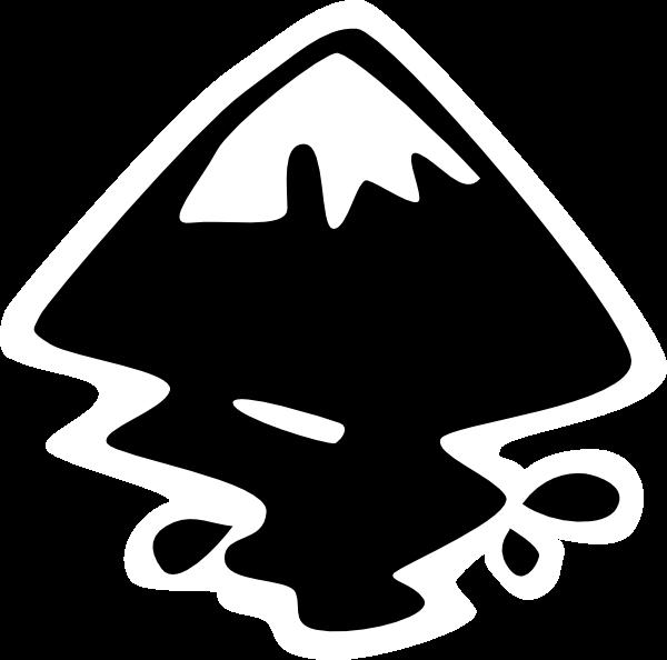Inkscape Icon Clip Art Free Vector 4vector