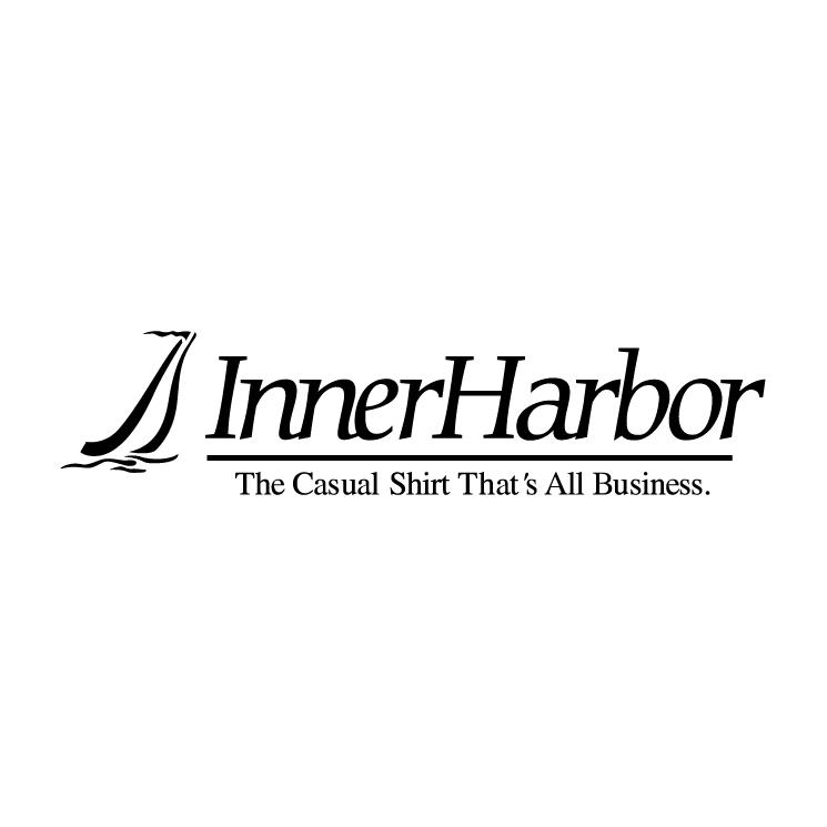 free vector Inner harbor