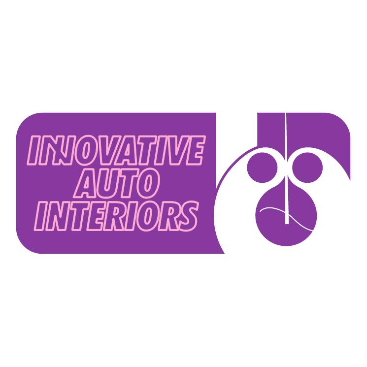 free vector Innovative auto interiors