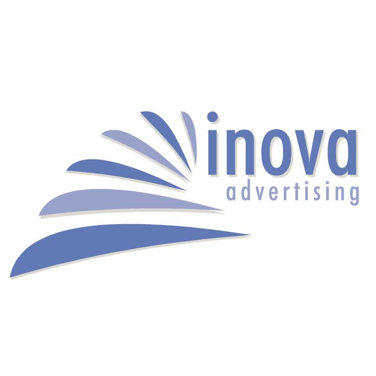 free vector Inova advertising