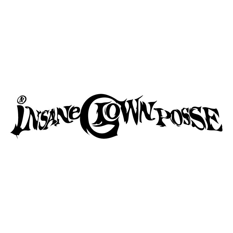 free vector Insane clown posse