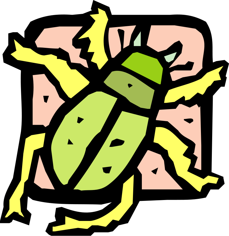 free vector Insect 38