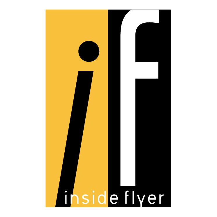 free vector Inside flyer