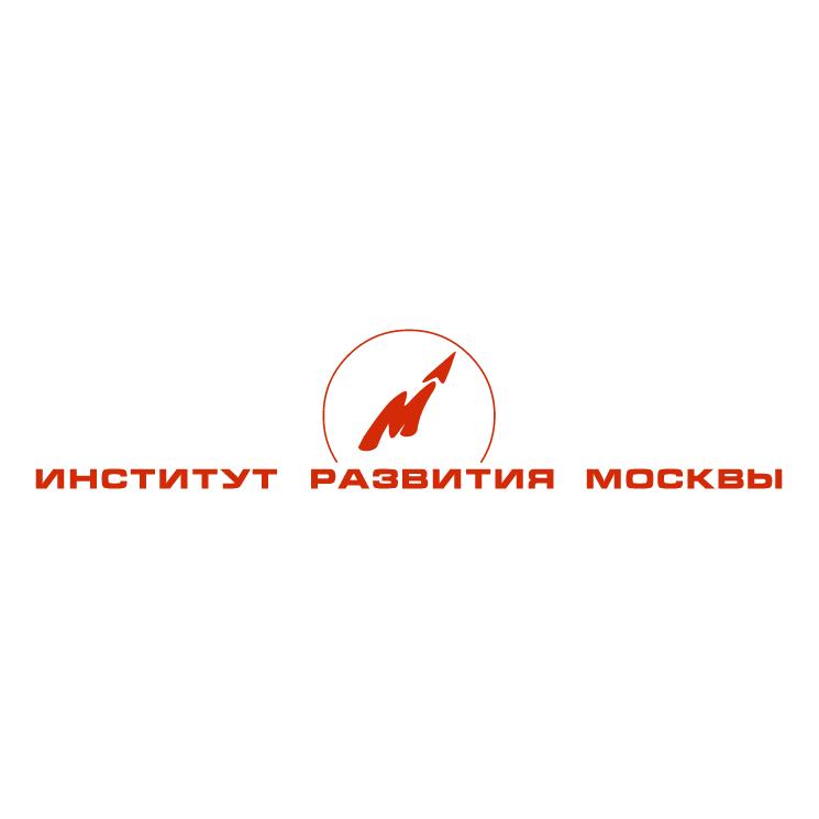 free vector Institut razvitiya moskvy