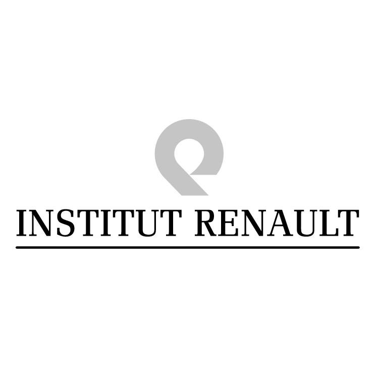 free vector Institut renault