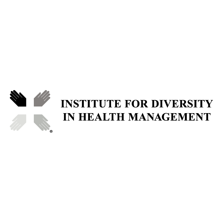 free vector Institute for diversity in health management