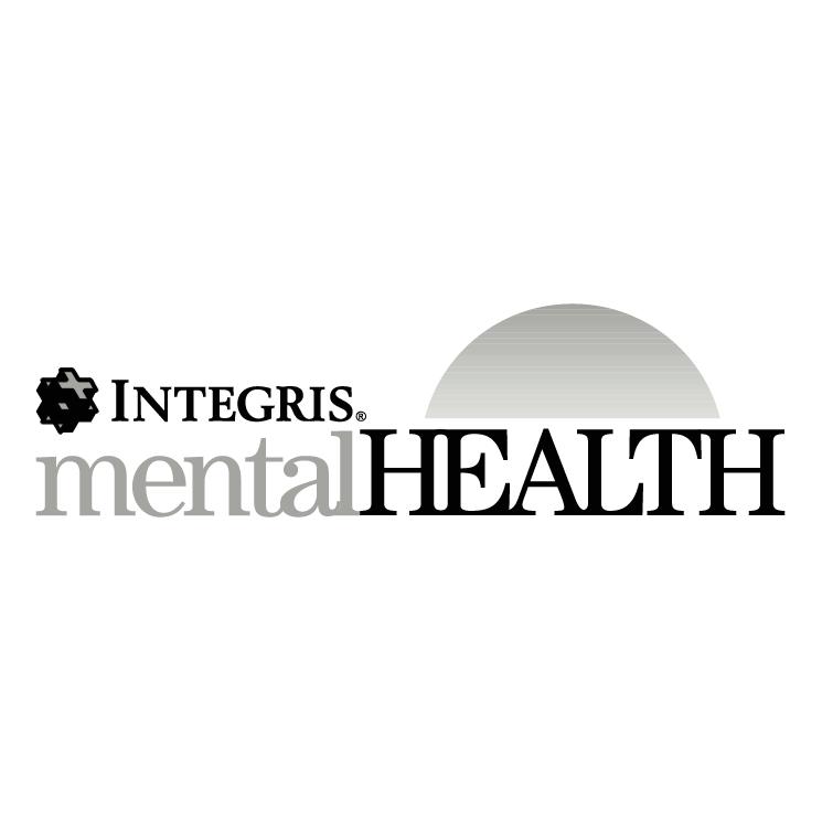 free vector Integris mental health