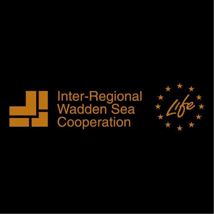 free vector Inter regional wadden sea cooperation