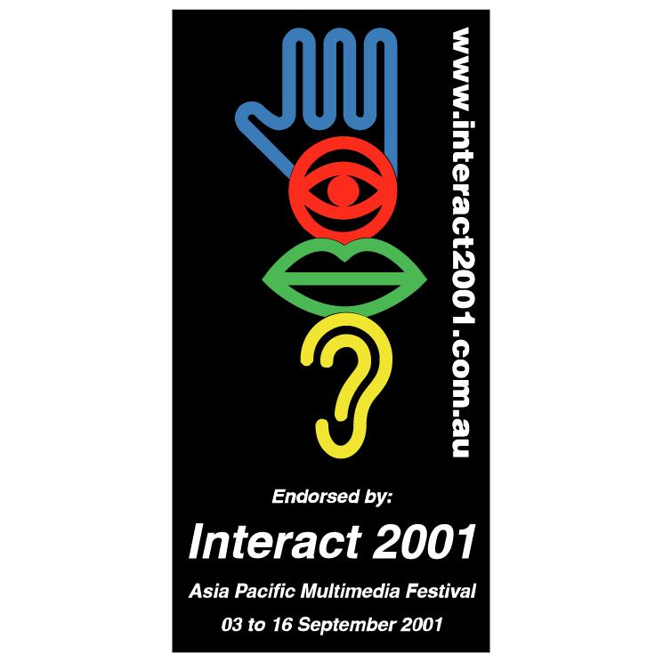 free vector Interact 2001