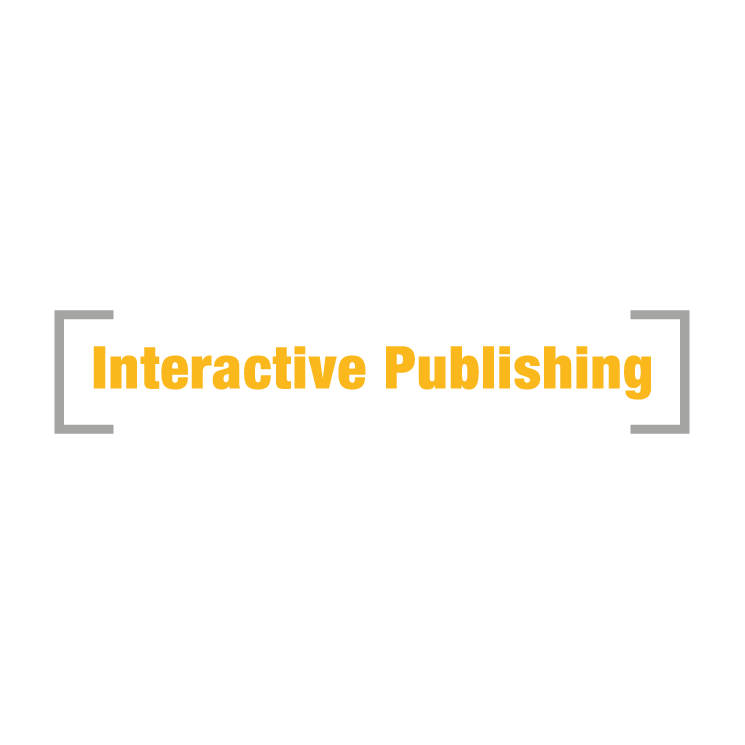 free vector Interactive publishing